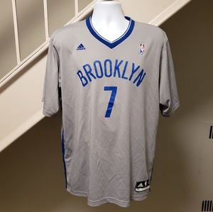 Brooklyn Nets XL Warmup Jersey